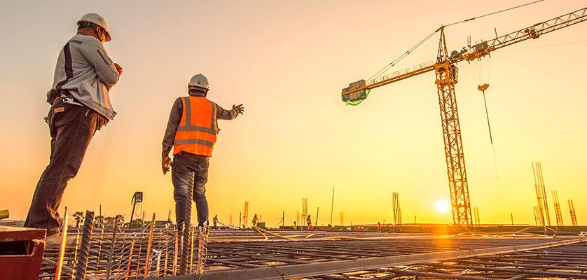 Account Services for Construction Companies